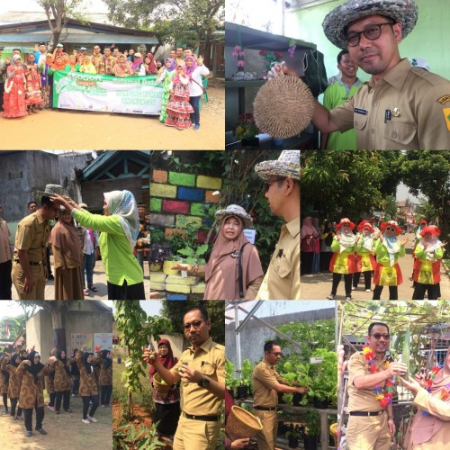 Penilaian Bogor Kabupatenku Green and Clean Tahap 2 (Dua) Kecamatan Gunungputri