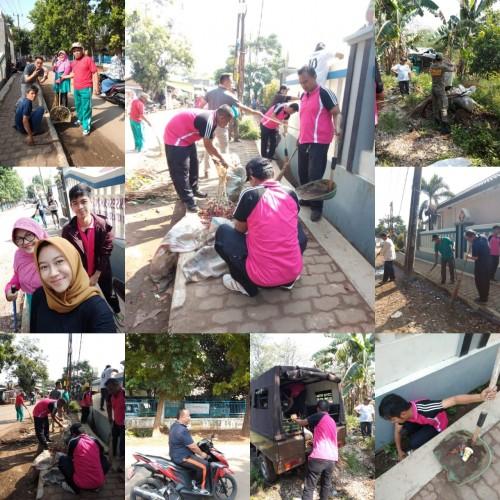 Jumat Bersih ( Jumsih) Kecamatan Gunungputri